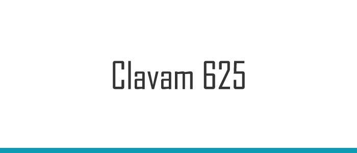 Clavam 625