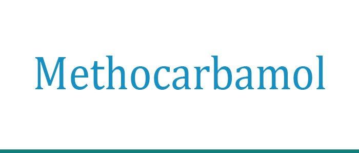 Methocarbamol Uses
