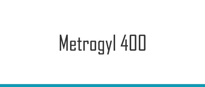 Metrogyl 400