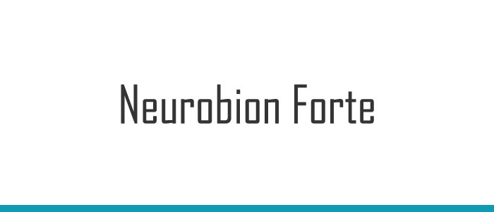 Neurobion Forte - Uses, Side effects, Dosage and Precautions
