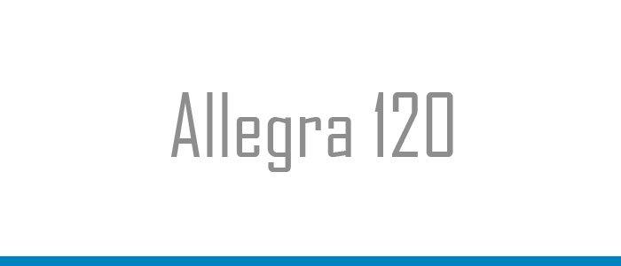 Allegra 120 MG Tablet