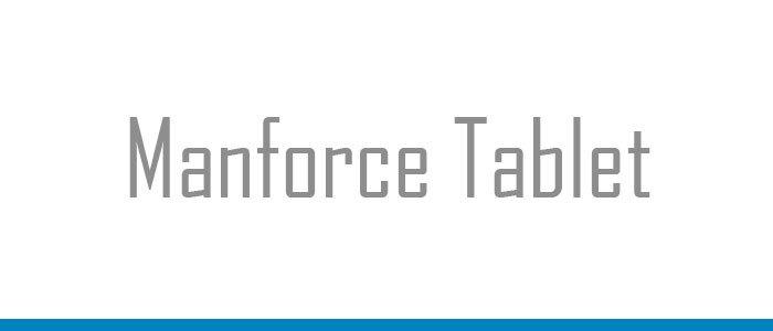 Manforce Tablet