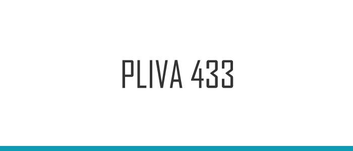 PLIVA 433