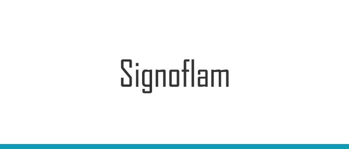 Signoflam