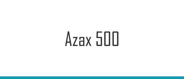 Azax 500
