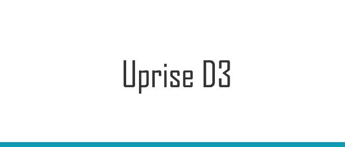 Uprise D3