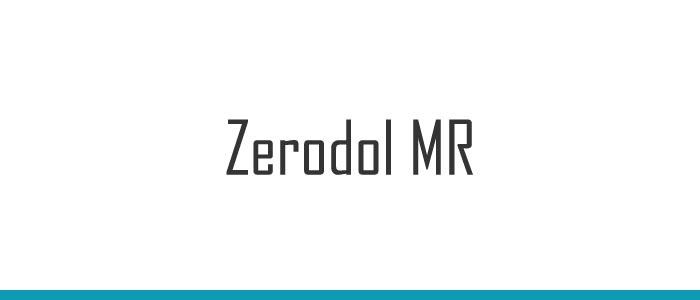 Zerodol MR