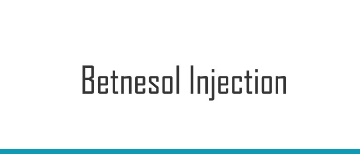 Betnesol Injection