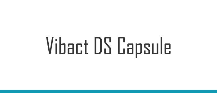 Vibact DS Capsule