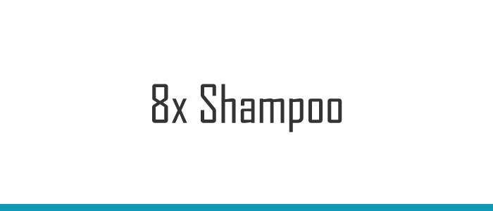 8x Shampoo