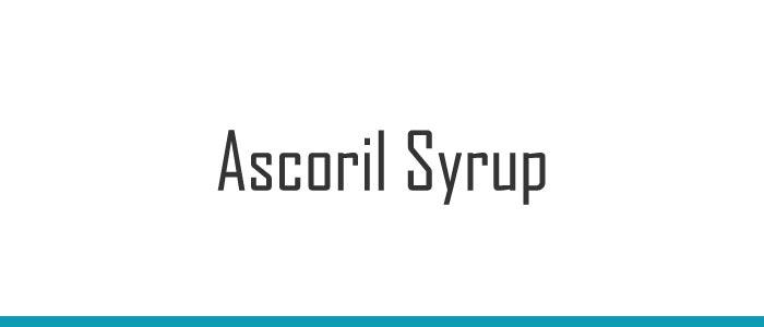 Ascoril Syrup