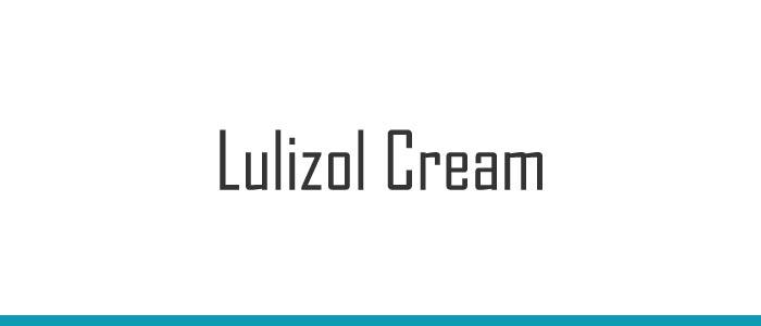 Lulizol Cream