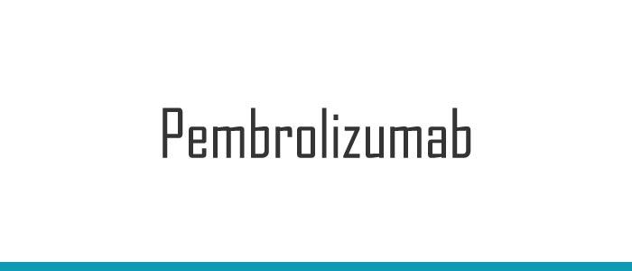 Pembrolizumab