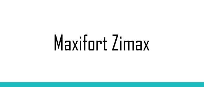 Maxifort Zimax