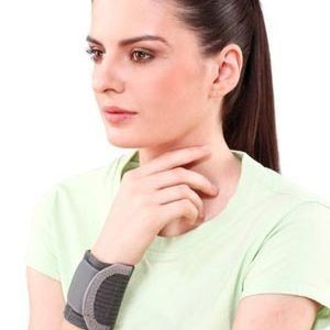 Tynor Wrist Brace with Double Lock