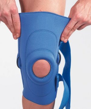 Hinged Knee Stabilizer