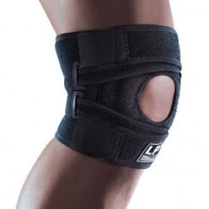 Knee Support With Posterior Reinforcement Straps