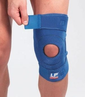 LP Open Patella Knee Support (Wrap Type)