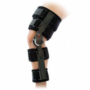 DonJoy X-Act ROM Lite Knee Brace